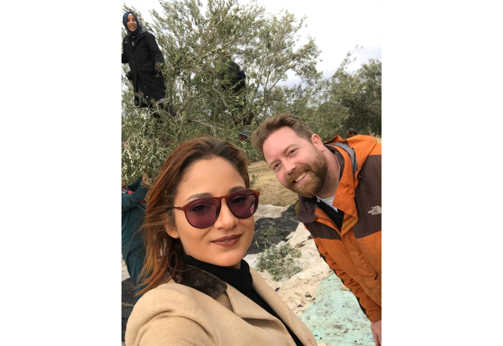 David and Yomna Mansouri
