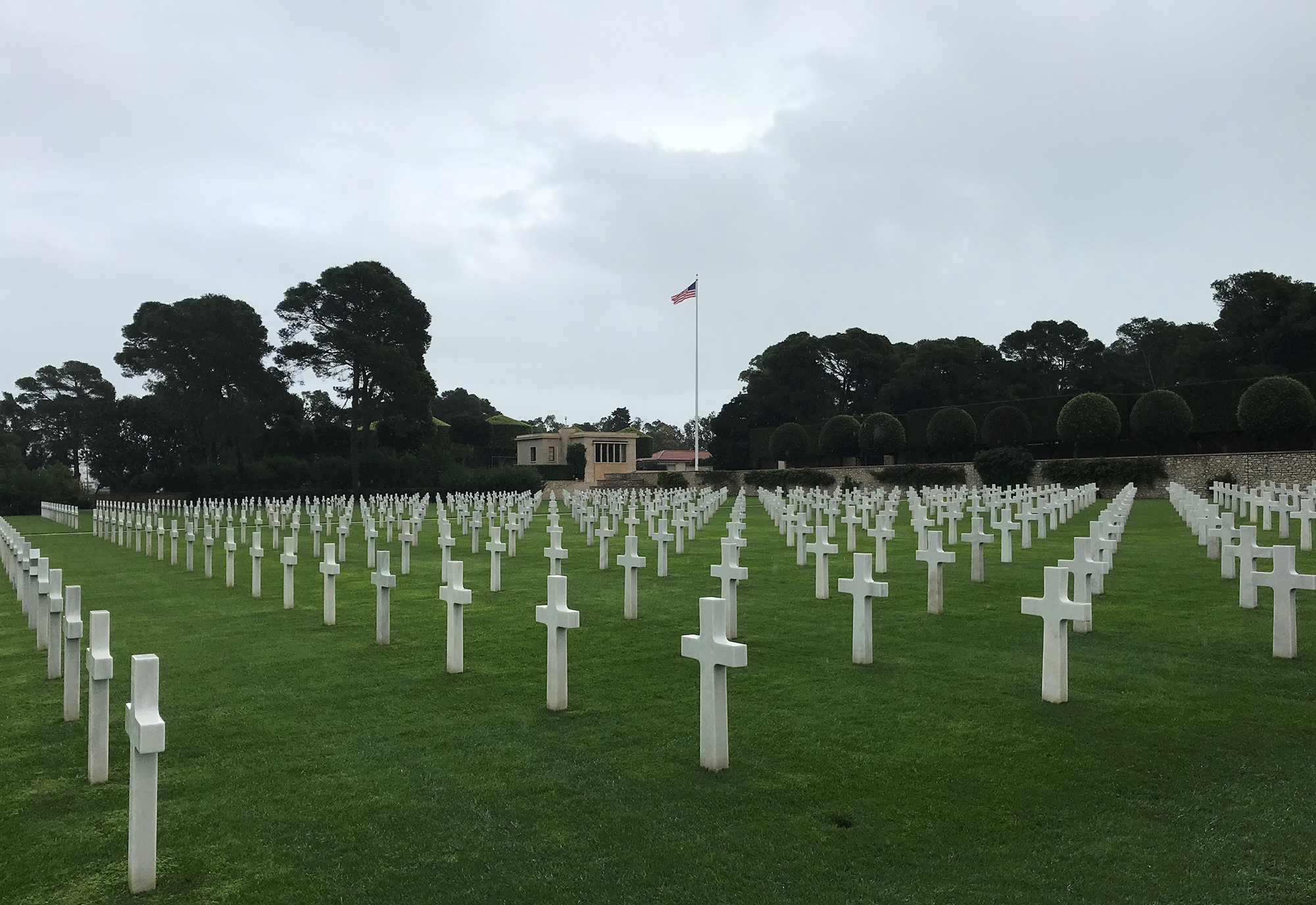 4 North African American Cemetery