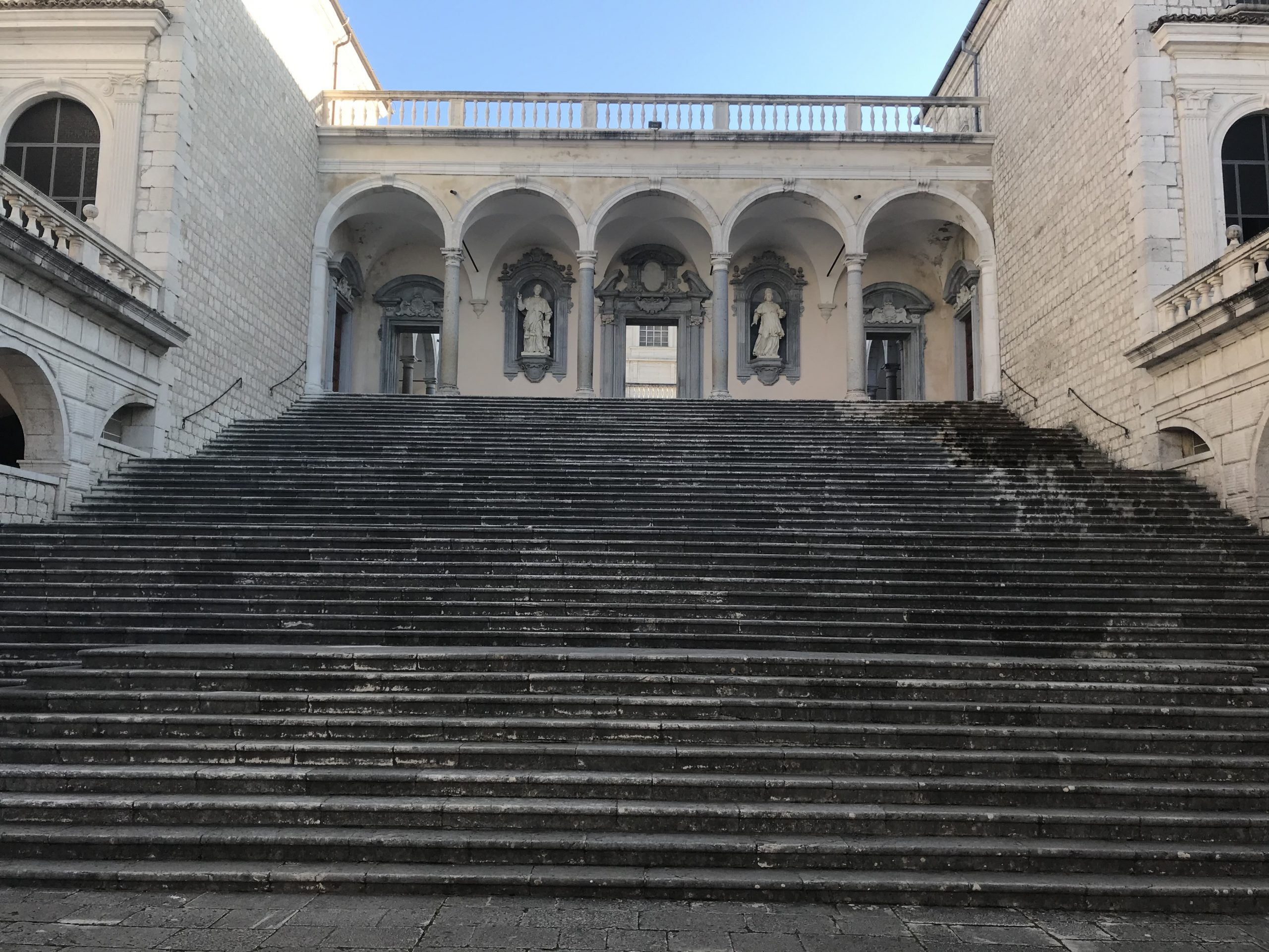 3 The Abbey's Grand Staircase