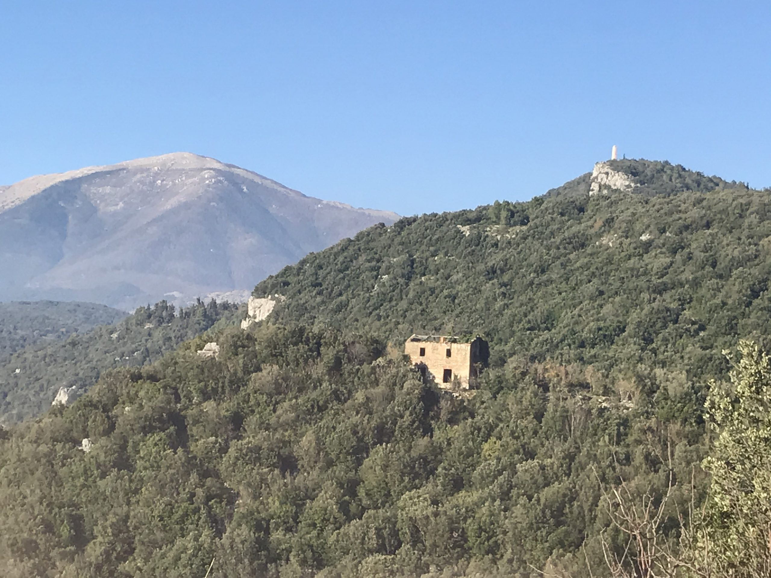 5 Slopes of Monte Cassino