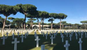 Sicily-Rome American Cemetery