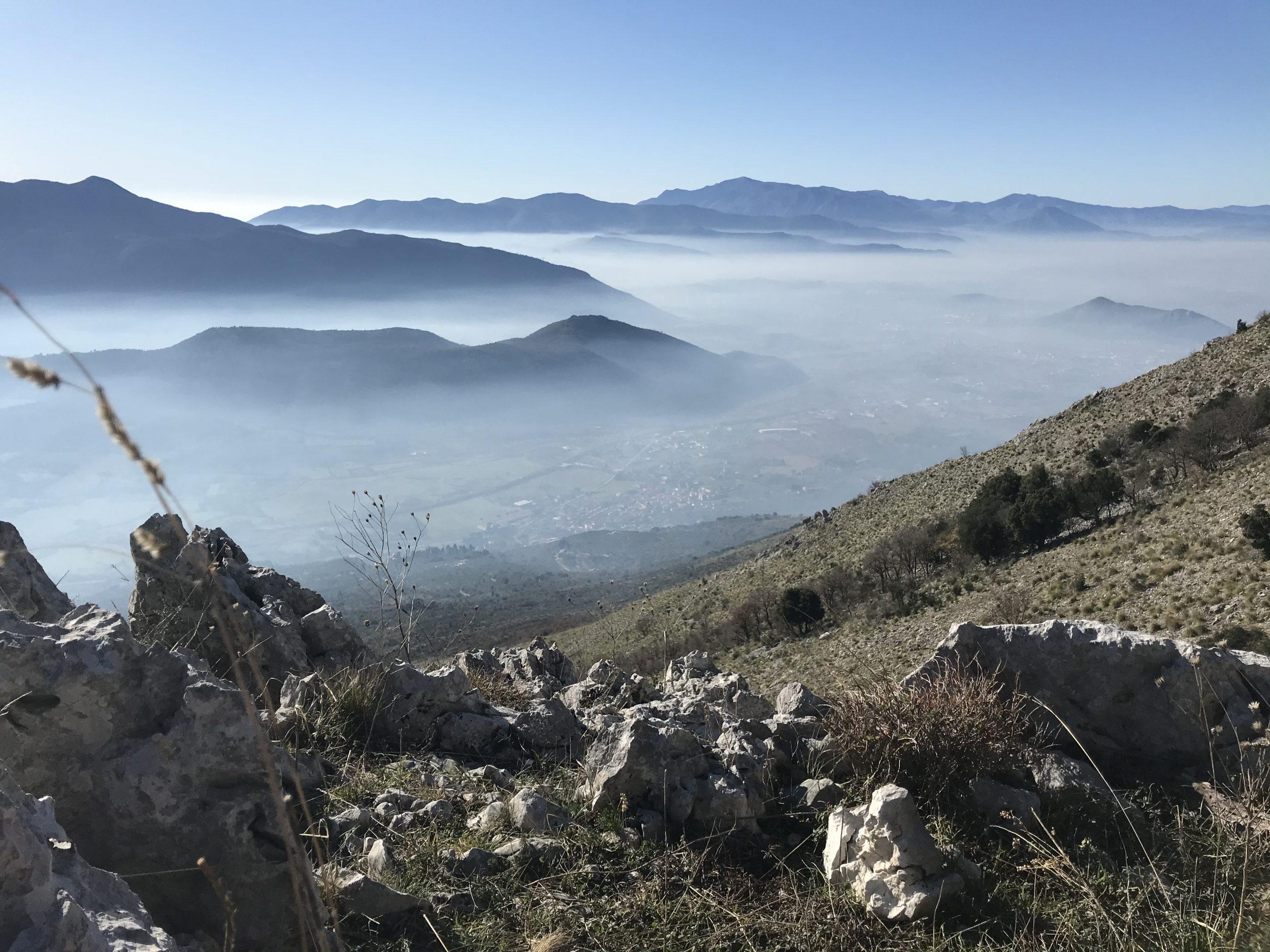 2 Near the Top of Mt. Sammucro