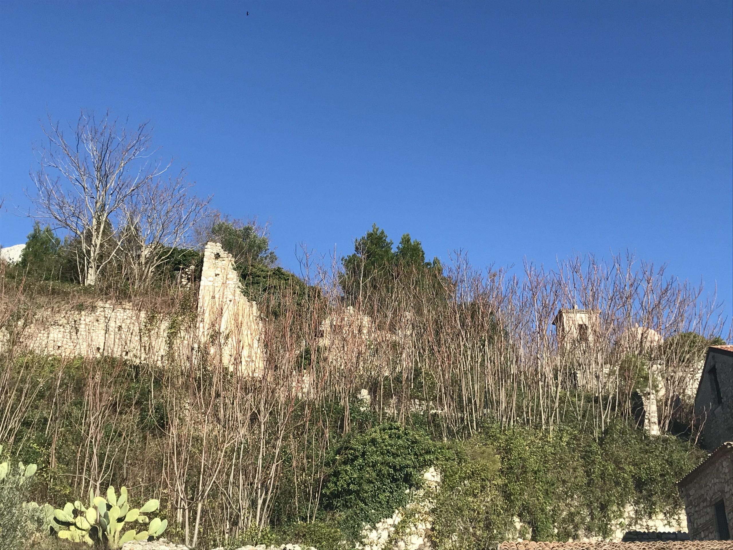 4 War Ruins of San Pietro