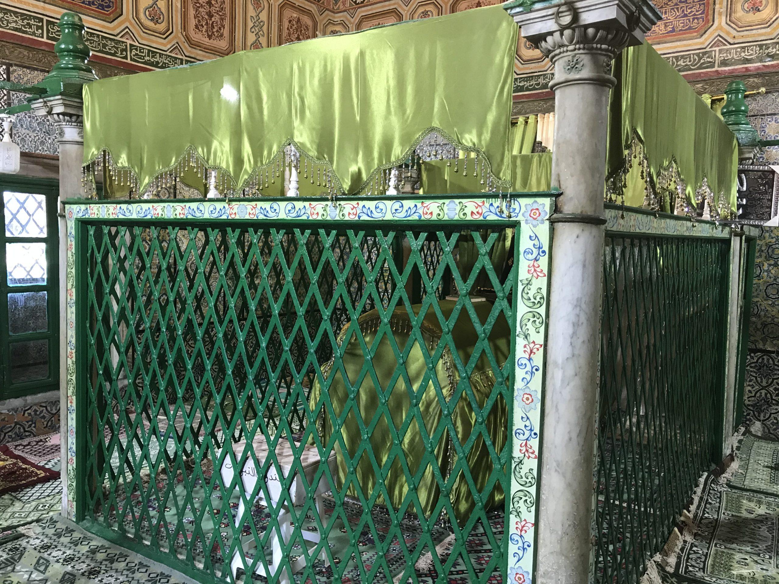 4 Abou Zamaa's Mausoleum