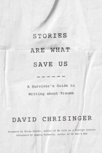 Stories Are What Save Us Cover